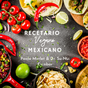 Recetario Vegano Mexicano-portada libro