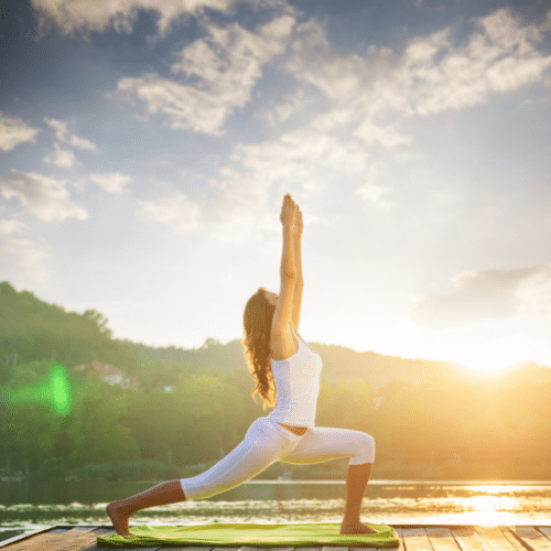 Yoga can help prevent muscle loss