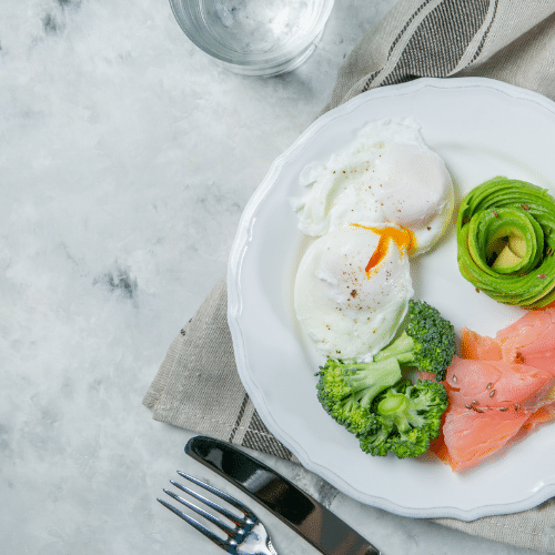 Keto diet pros: feeling less hungry