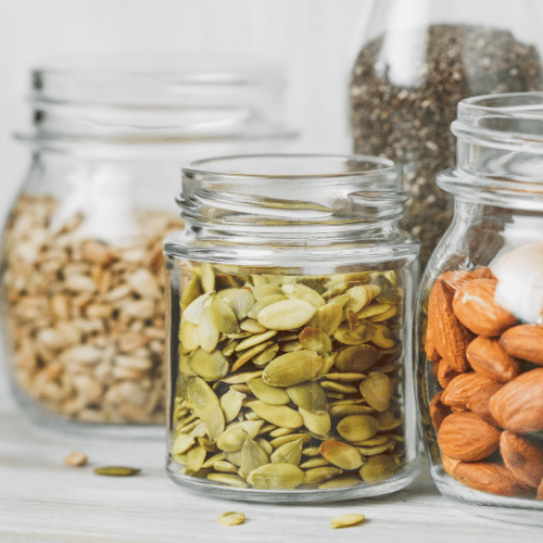 Healthy fats is a natural way to balance your hormones